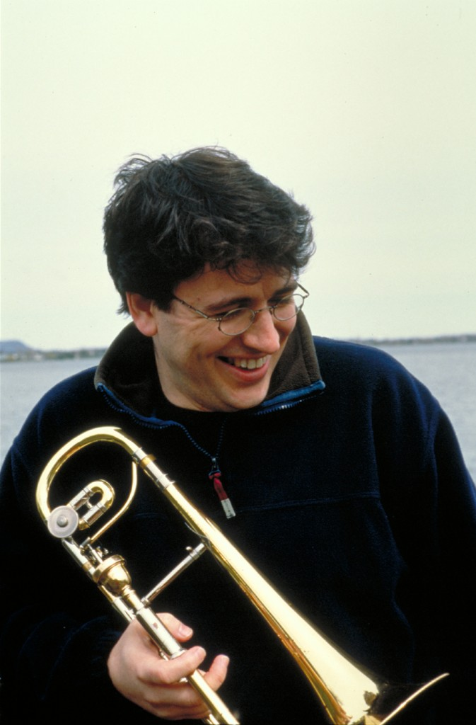 Alain Trudel, Trombone