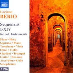 Berio Sequenza Naxos