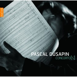 Pascal Dusapin Concerto
