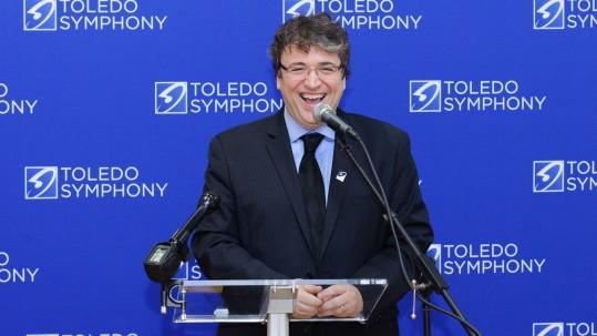 Alain Trudel Toledo Symphony